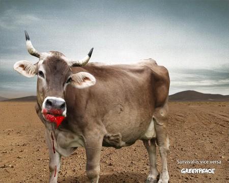 Greenpeace ads. VolumeII. Изображение № 8.