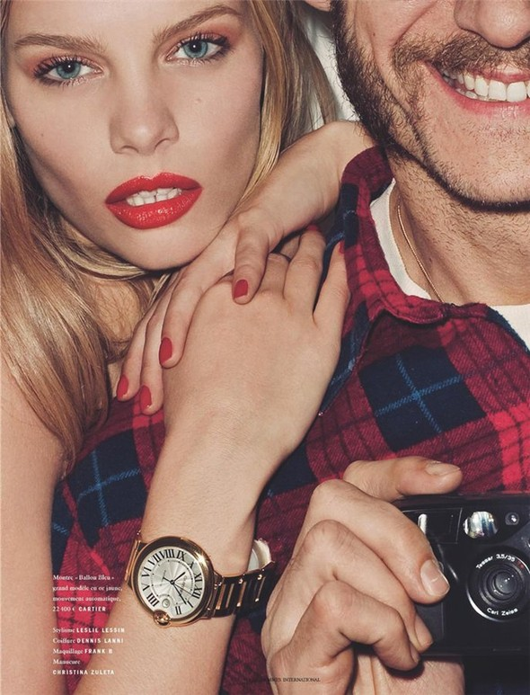 Vogue Hommes International. Изображение № 1.