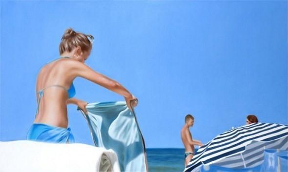 Солнечная живопись Каси Домански. Изображение № 7.