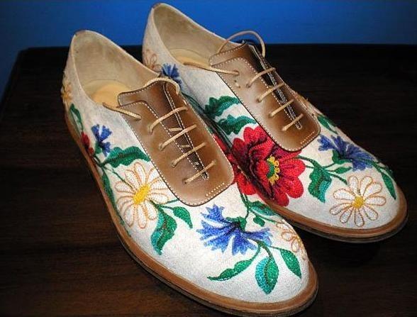 Знай наших! Украинские дизыйнеры обуви. Изображение № 3.