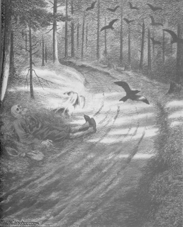 Теодор Киттельсен «Ненагруженный ужас». Изображение № 2.