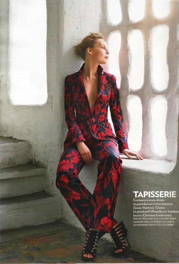 Изображение 115. Съемки: Harper's Bazaar, Industrie, Vogue и другие.. Изображение № 33.