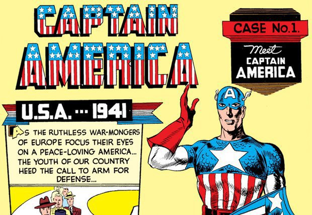 10 лучших комиксов про Капитана Америку. Изображение № 4.