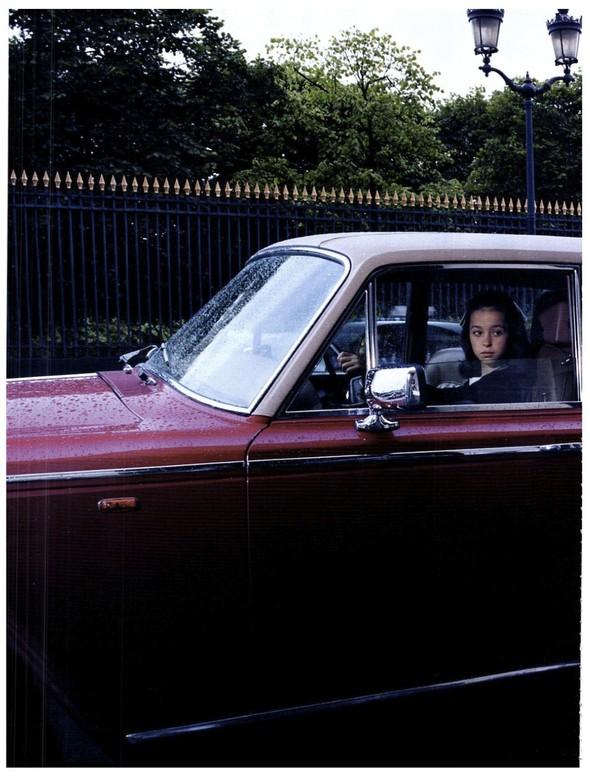Съёмка: Бьянка Балти для итальянского Vogue. Изображение № 14.