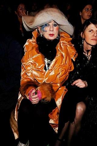Анна Пьяджи. Модный гардероб. Изображение № 44.
