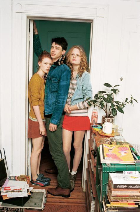 Лукбук: Urban Outfitters Early Fall 2011. Изображение № 24.
