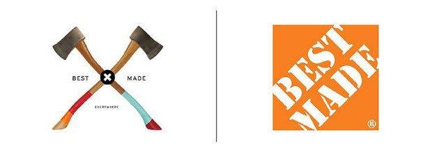 Представлен старомодный редизайн «хипстерских» логотипов. Изображение № 19.