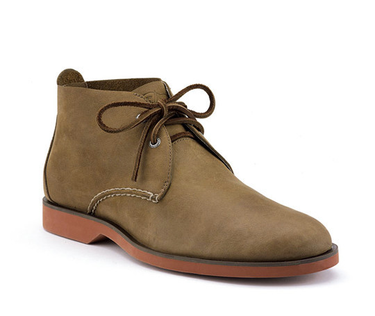 Sperry Top-Sider Cloud Logo Boat Oxford Desert Boot. Изображение № 4.