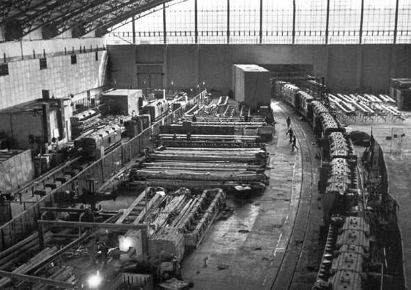 Заброшенный советский большой адронный коллайдер. Изображение № 15.