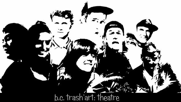 B.C.TrashArt:theTheatre - танцевальный фристайл театр. Изображение № 1.