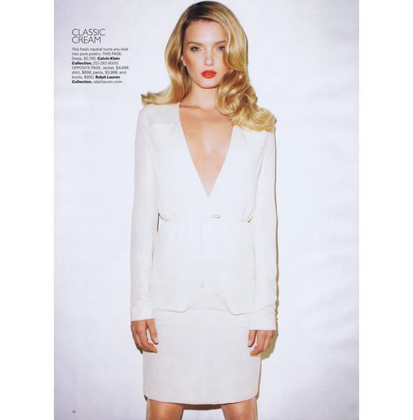 Новые съемки: i-D, Vogue, The Gentlewoman и другие. Изображение № 28.