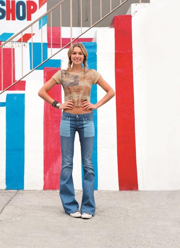 Лукбук: Карли Клосс и Джессика Харт для Free People. Изображение № 20.