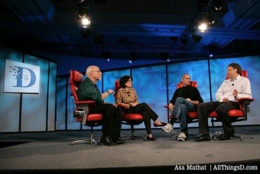 Билл Гейтс и Стив Джобс. Изображение № 2.