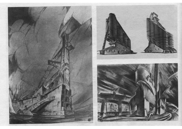 Арт-альбомы недели: 10 книг об утопической архитектуре. Изображение № 142.