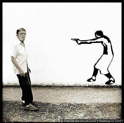Граффити Александрэ Ориона. Изображение № 1.