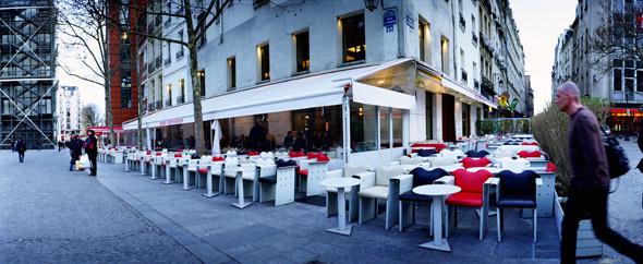Изображение 37. Парижские кафе.. Изображение № 39.