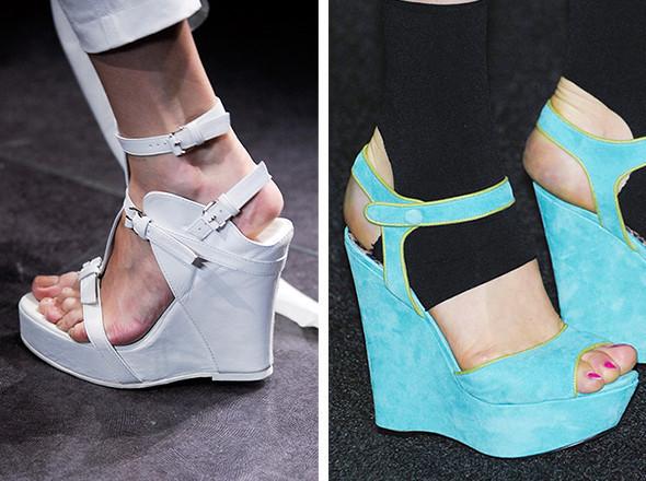 Walking in my shoes: 10 тенденций обуви весны-лета 2011. Изображение № 4.