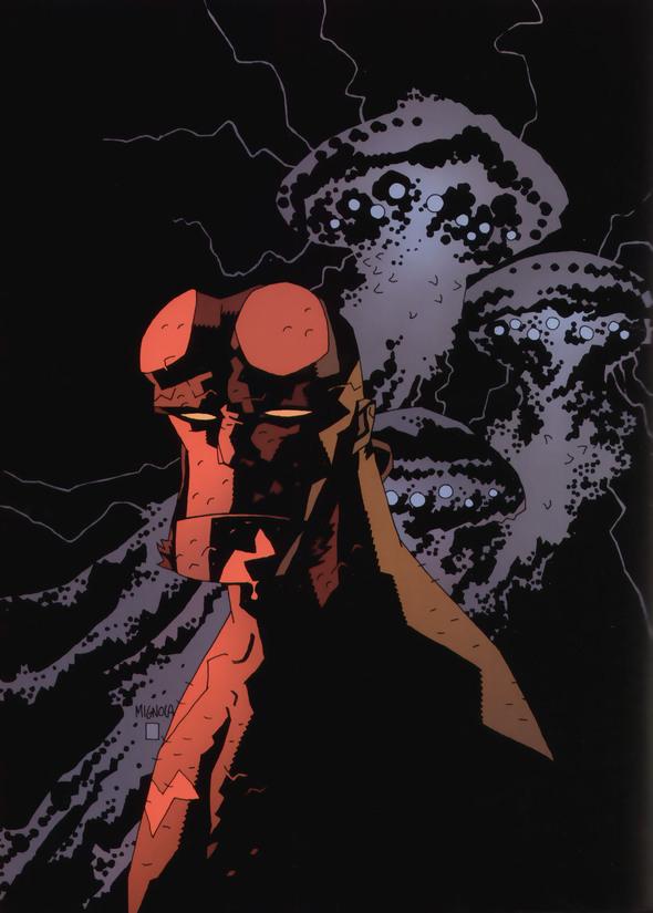 Hellboy. Изображение № 9.