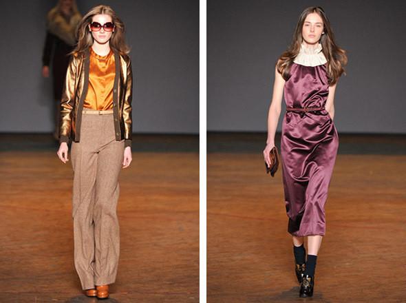 Изображение 7. Показы на неделе моды в Нью-Йорке: мнения.. Изображение № 8.