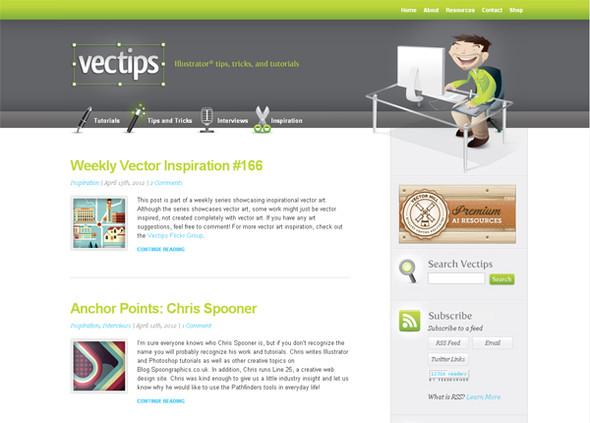 Персонажи в дизайне сайтов. Изображение № 54.