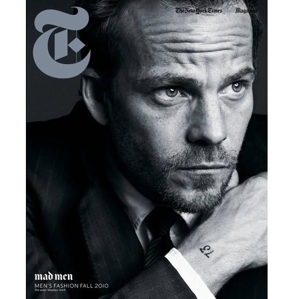 5 обложек мужских журналов: GQ Style, Numero Homme и Vogue Men's. Изображение № 3.