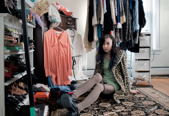 """Изображение 19. """"Девушки и их комнаты"""".. Изображение № 19."""