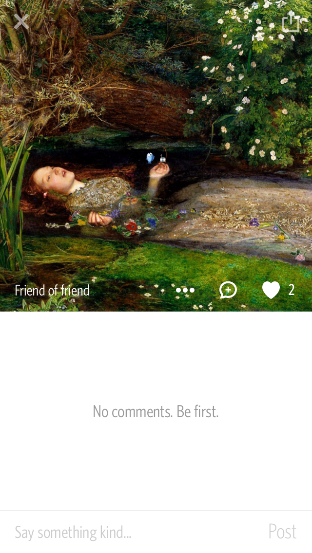 20 произведений искусства из приложения Secret. Изображение № 9.