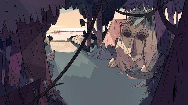 Анимация дня: фэнтезийный ролик про любовь и побег. Изображение № 22.