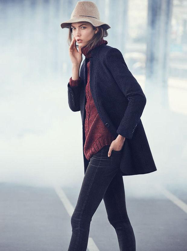 Вышли новые лукбуки Zara, Free People, Mango и других марок. Изображение № 23.