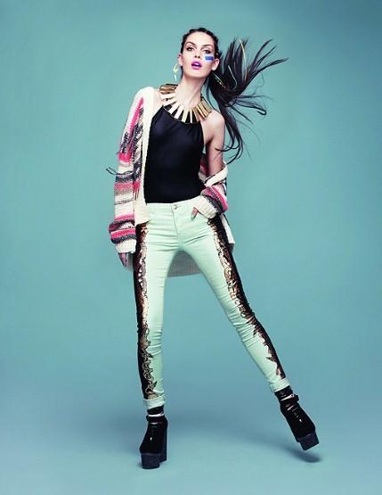 Лукбуки: Zara, Topshop, Massimo Dutti и другие. Изображение № 27.