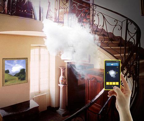 Швейцарцы разработали облачную лампу с прогнозом погоды. Изображение № 4.
