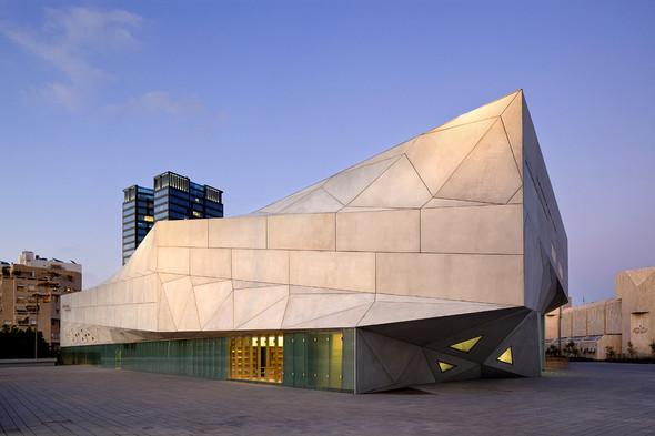 Новые музеи современного искусства: Рим, Катар и Тель-Авив. Изображение №25.