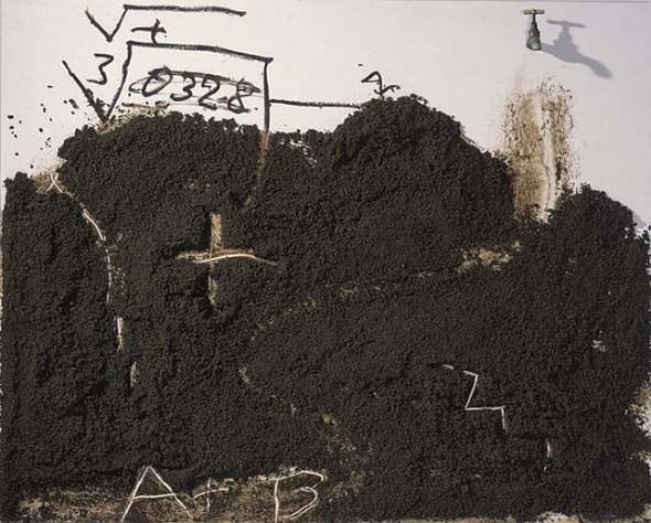 Antoni Tapies. Изображение № 61.