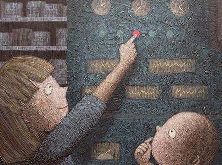 Австралийские иллюстраторы ииллюстрации. Изображение № 30.