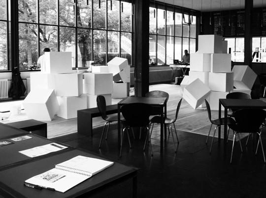 PBK9, художественная выставка в Лозанне, Швейцария. Изображение № 39.