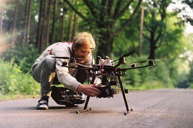 Кинематографисты просят разрешить съёмку с дронов в США. Изображение № 1.
