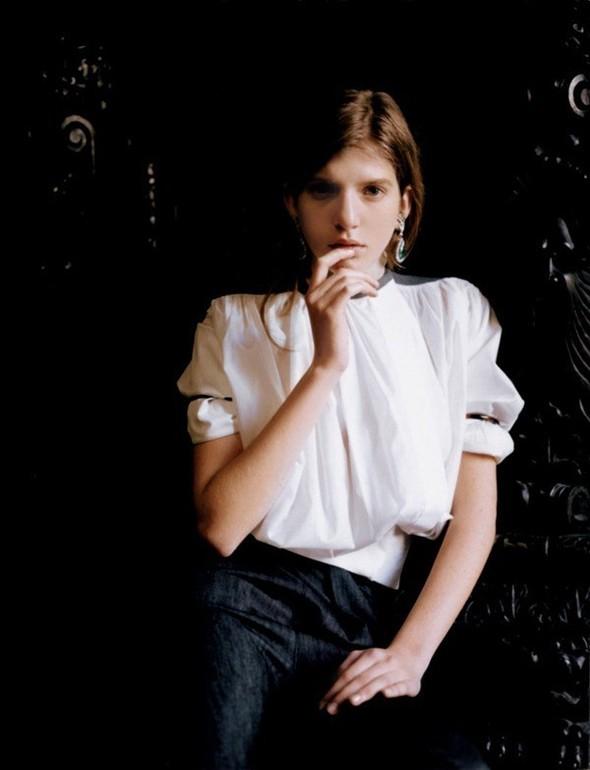 Новые съемки: Vogue, Nylon и другие. Изображение № 28.