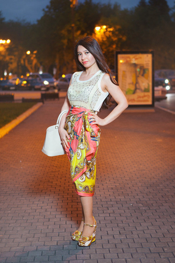 Baku Street Fashion | Summer 2012. Изображение №50.