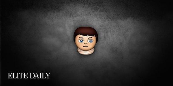Персонажей «Игры престолов» переделали в Emoji. Изображение № 17.