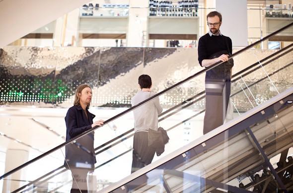 День с Питером Йенсеном: Разговоры о ретейле и шопинг в Москве. Изображение № 44.