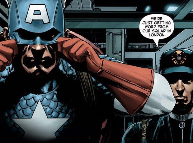 10 лучших комиксов про Капитана Америку. Изображение № 8.