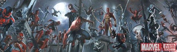 Marvel объединит все версии Человека-паука в ноябре. Изображение № 1.