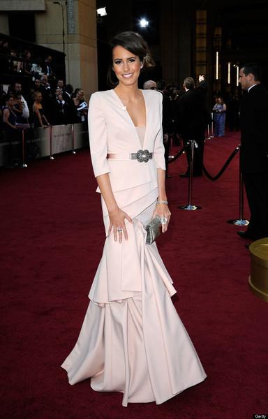 «Оскар»-2012: Красная дорожка. Изображение № 1.
