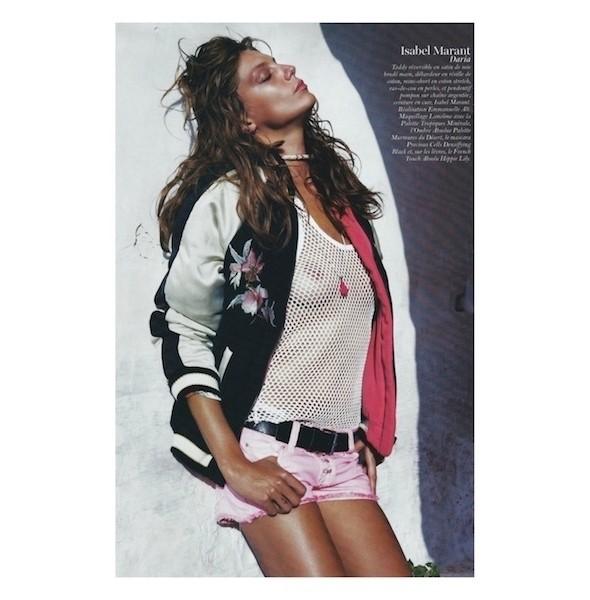 Изображение 50. Съемки: Harper's Bazaar, Industrie, Vogue и другие.. Изображение № 97.