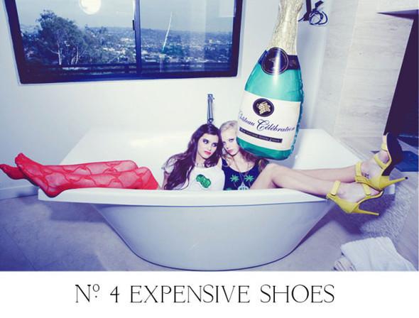 Lauren Ward дляWildfox couture. Изображение № 4.