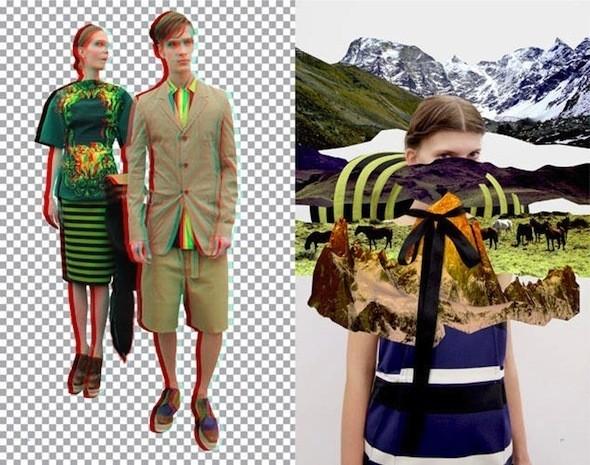 Изображение 3. Prada Fantasy Lookbook SS 2011.. Изображение № 4.