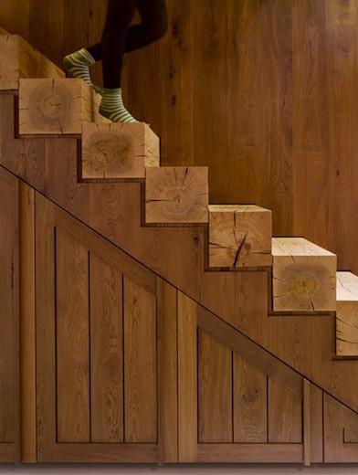 А-ля натюрель: материалы в интерьере и архитектуре. Изображение № 39.
