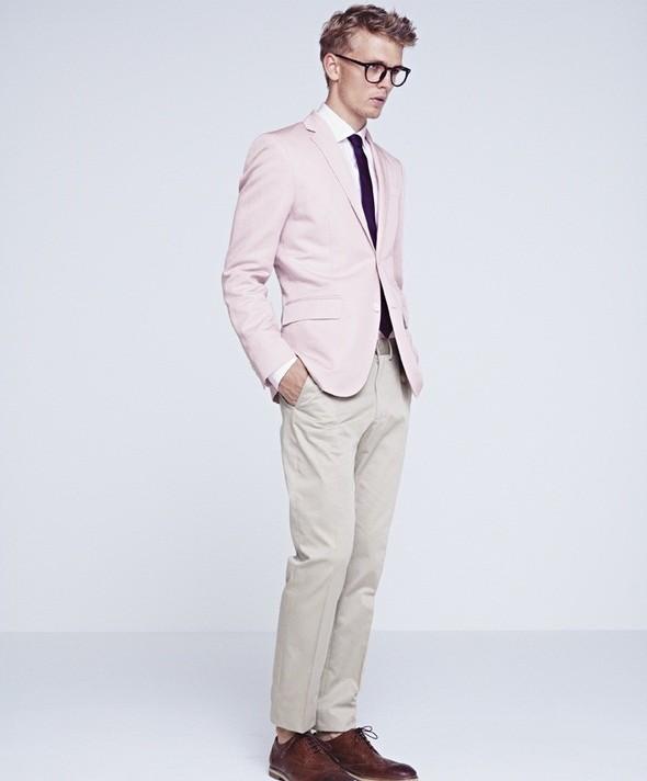 Лукбуки: Мужская и женская коллекции H&M SS 2012. Изображение № 22.