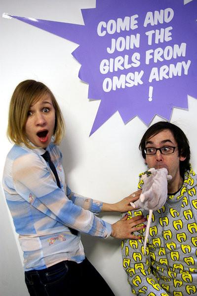 Девочки из Омска приехали. Изображение № 3.