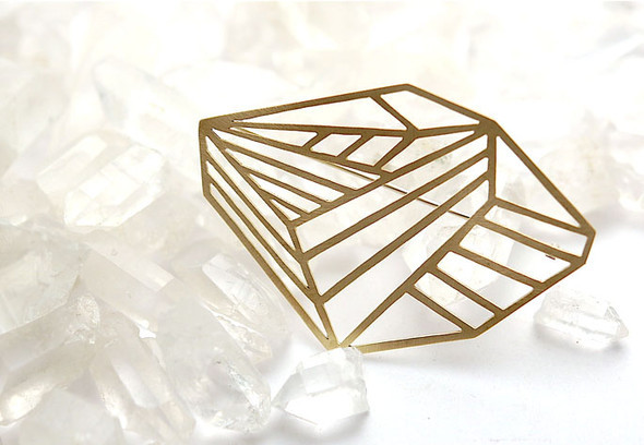 Stone & Honey: магия геометрии. Изображение № 22.